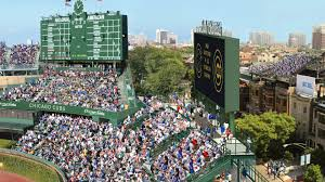 Chicago Cubs Map by Ballpark Renderings Chicago Cubs