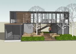Shipping Container Home Plans Sketchup Shipping Container In Shipping Container Home Plans And