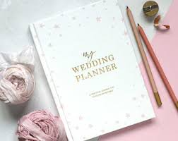 wedding planning book keepsake wedding planner book bridal organiser engagement