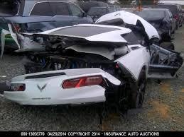 corvette car crash save the stingrays is this the worst c7 corvette crash yet