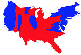 Create Electoral Map The Distortion Of The Electorate In The Electoral College