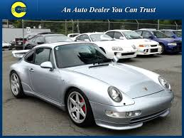 porsche 911 for sale vancouver 1994 porsche 911 gt3 for sale in vancouver bc canada