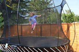 bring family fitness and fun to your backyard with a springfree