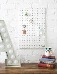 Pegboard Kitchen Ideas by Pegboard In White At Rose U0026 Grey
