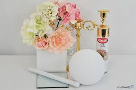 gold candelabra wedding centerpiece