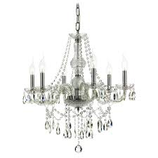 Hampton Bay Maria Theresa Chandelier Chandelier Awesome Brushed Nickel Crystal Chandelier Exciting