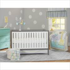 Mini Crib Sets Bedding Cribs Boho Neutral American Baby Company Toile Rail