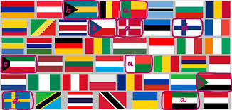 List Of Flags Challenge Css The World Flags Level 2 By Ana Tudor On Codepen