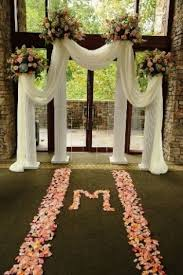church wedding decorations five signs you re in with church wedding decoration