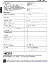 home theater connection to led tv 3235531 led tv user manual shen zhen mtc co ltd