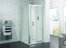 900 Shower Door Aquadart Venturi 6 Frameless Bifold Shower Door 900 Mm From 158 90