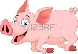 pig cartoon stock photos u0026 pictures royalty free pig cartoon