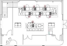 Luxury Kitchen Floor Plans Restaurant Kitchen Design Layout Home Planning Ideas 2017