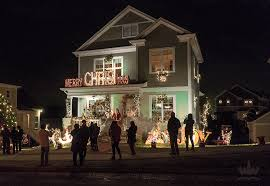 mcadenville christmas lights 2017 the history of christmas town usa charlotte stories