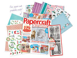 papercraft inspirations magazine 171 on sale in the uk 5th october