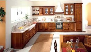 cuisine massif meuble cuisine bois massif pas cher cool cuisine bois et blanc