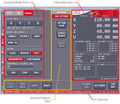 cnc hmi platform for high precision machining and processing