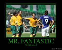 Fantastic Memes - mr fantastic association football know your meme