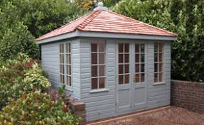 How To Build A Shed Summer House by High Quality Wooden Garden Buildings With Free Delivery U0026 Installation