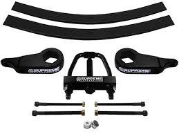 01 06 ford explorer sport trac 3 u201d 2 u201d full leaf lift kit