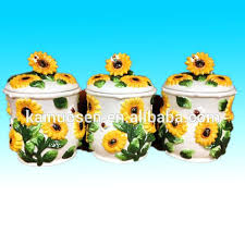 sunflower canisters for kitchen sunflower canisters for kitchen sunflower canister set sunflower