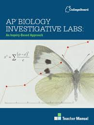 lab manual inquiry based learning scientific method