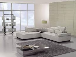page 19 of small grey couch tags contemporary leather sectional