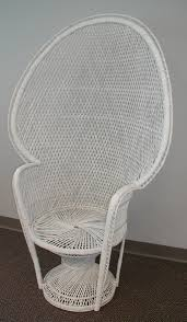 High Back Chair by Shown Is Our Wicker High Back Chair It Would Be A Perfect