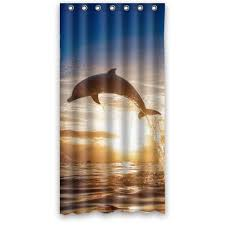 Shower Curtain 36 X 72 37 Best Dolphin Shower Curtain Images On Pinterest Dolphins