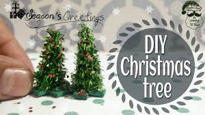 diy miniature tree tree for