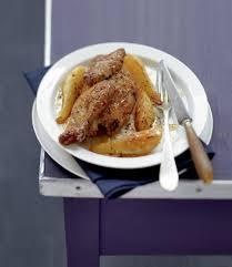 cuisiner les pigeons recette pigeons aux poires et poivre de setchouan