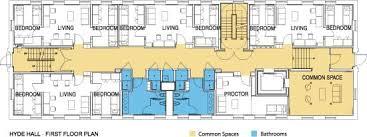 housing blueprints strikingly ideas bowdoin college housing blueprints 4 bowdoin