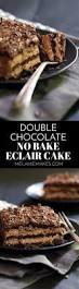 double chocolate eclair cake melanie makes