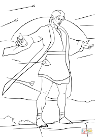 samuel the lamanite coloring page free printable coloring pages