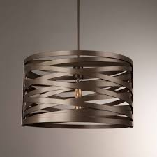 L Shade Pendant Light Accessories Drum Shade Pendant Light Lowes Hanging Drum Lights