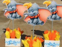 dumbo birthday party decoration centerpiece for birthday or