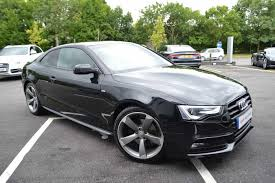 audi a5 tfsi s line black edition 2013 for sale in romford essex