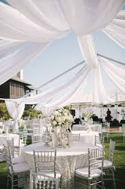 Canopy Tent Wedding by Best 10 White Tent Wedding Ideas On Pinterest Wedding Tent