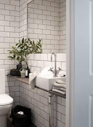 Small Guest Bathroom Ideas Guest Toilet Photo Daniella Witte Baños Pinterest Guest