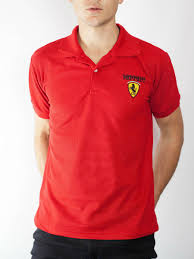 ferrari clothing ferrari f 1 polo shirt