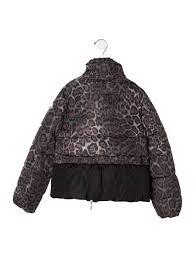 moncler girls u0027 enfant argentee puffer jacket moncler outlet italy