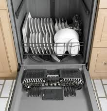 Built In Dishwasher Prices Dishwasher Review Ge 24 Inch Built In Front Control Dishwasher In