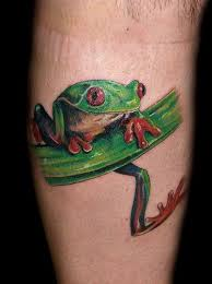 trend tattoos frog tattoos ideas pictures