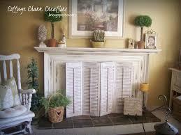 best decorative fireplace screens ideas on pinterest mantle
