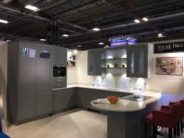 home design show nec bespoke painted kitchen display nec 2017 bespoke kitchens