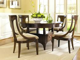 Dining Room Sets With Leaf Round Dining Table Set U2013 Rhawker Design