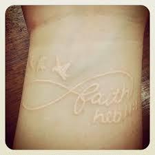 White Ink Tattoos Ideas 32 Best White White Tattoo Designs Images On Pinterest White Ink