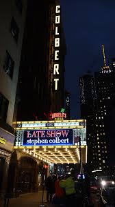 ed sullivan theater wikipedia