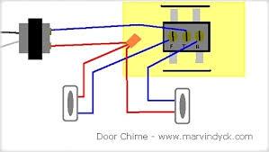 wiring facts door chimes for doorbell transformer wiring diagram