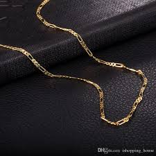 figaro mens necklace images Hot selling necklace mens figaro chain 2mm 470mm necklaces chains jpg
